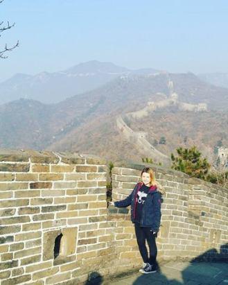 Mutianyu Great wall, Beijing, China